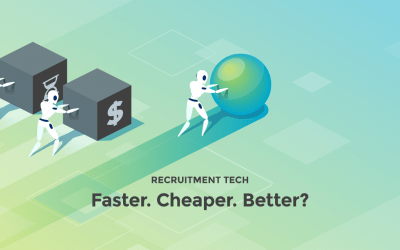 Recruitment tech can make hiring faster and cheaper… but is it better?